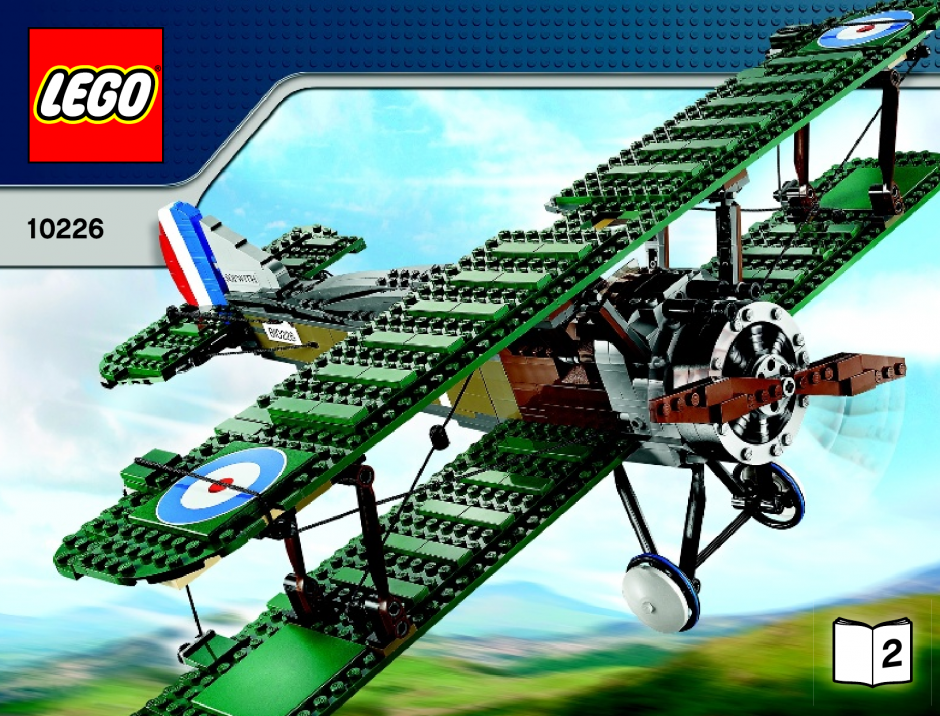 Истребитель Sopwith Camel