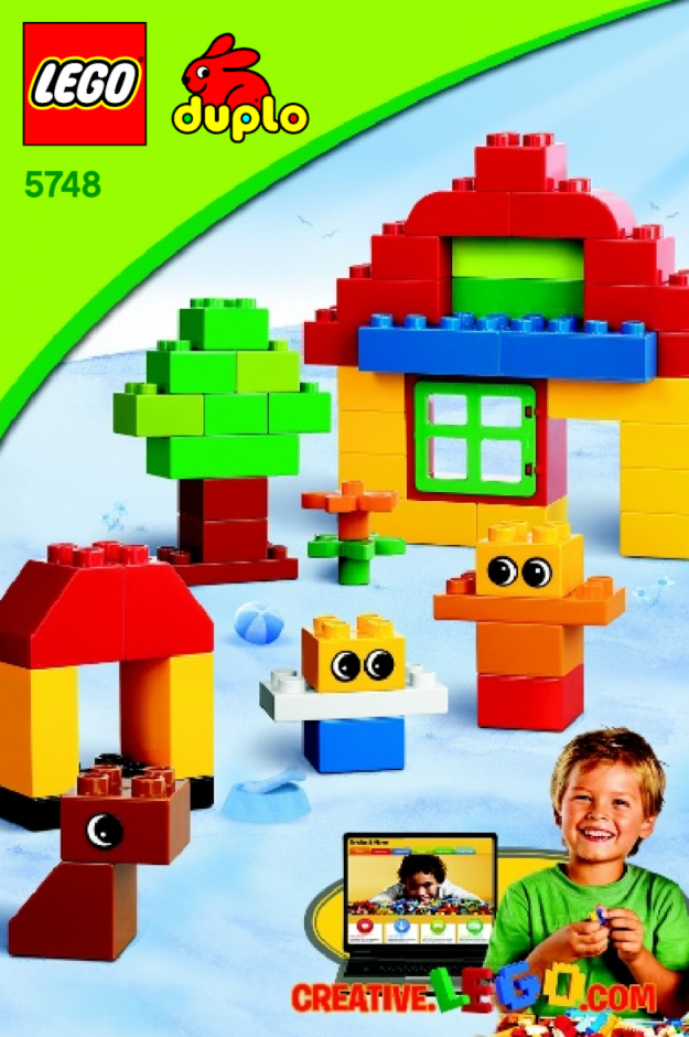 DUPLO® Creative Building Kit