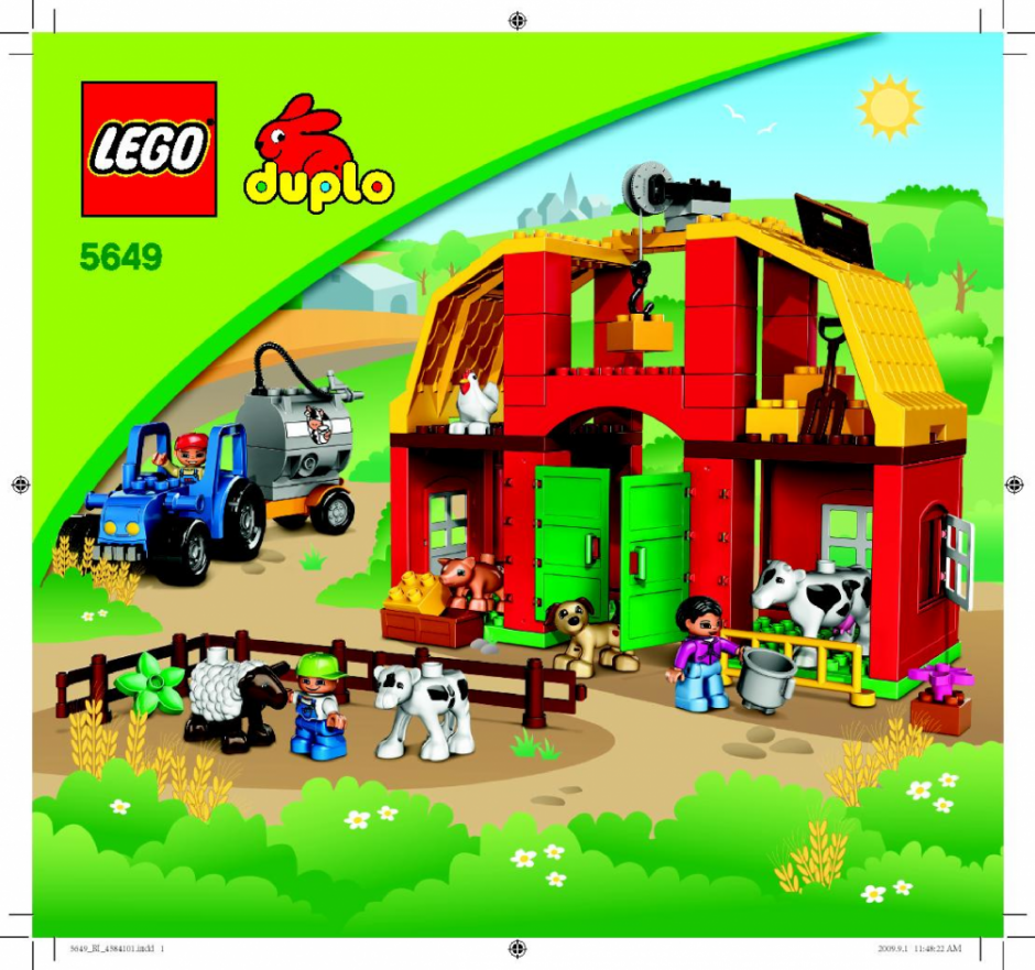 Duplo Super Pack 3 in 1