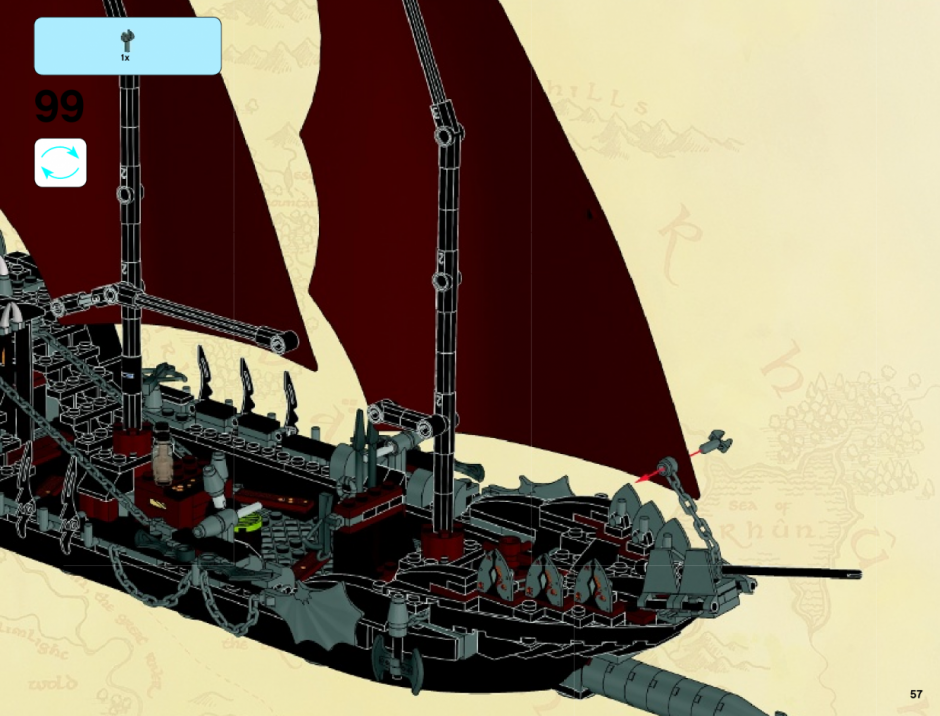 Lego Pirate Ship Instructions Crazywidowfo