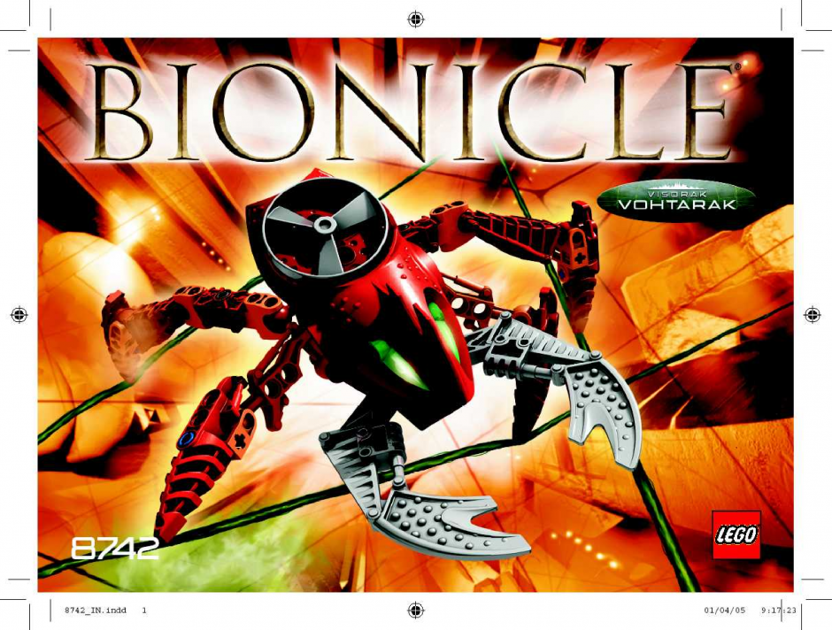 Bionicle Exclusive