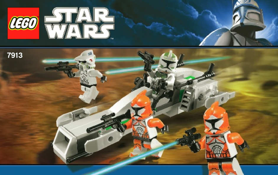 Clone Trooper (TM) Battle Pack