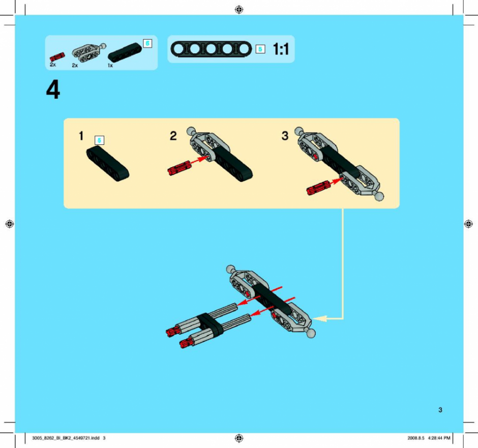 lego atlantis brickmaster instructions